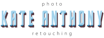 Kate Anthony | Photo Retouching Logo